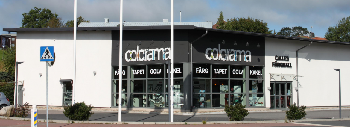 Colorama Calles Färghall i Gislaved