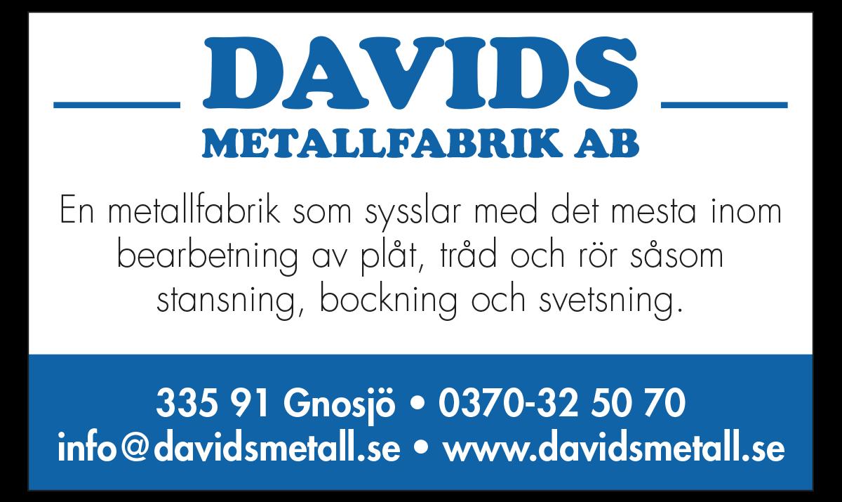 Davids Metallfabrik AB