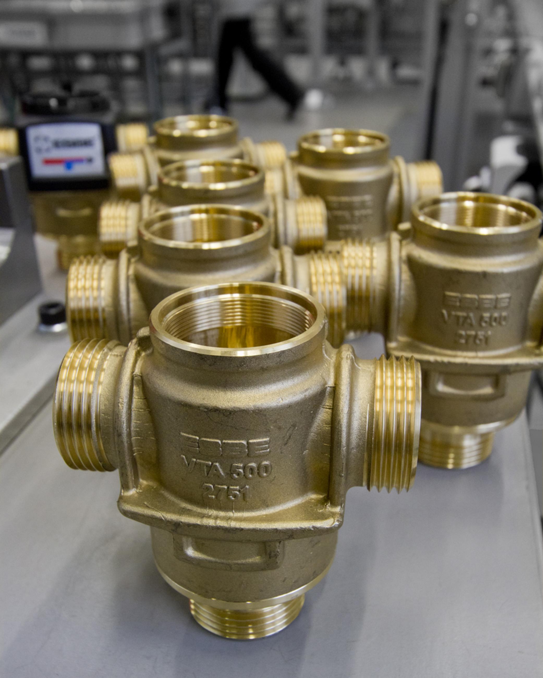 termostatisk ventil, ESBE VTA500