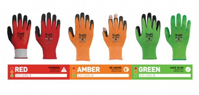 TraffiGlove Handskar